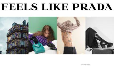 「PRADA(プラダ)」、2021-22年秋冬キャンペーンを発表 感情を呼び起こす表現を追求