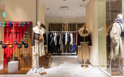 「JW ANDERSON(JWアンダーソン)」、初の直営店を伊勢丹新宿店にオープン
