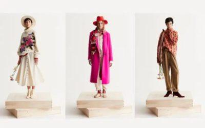 高田賢三流「花柄・マルチカラー」 不安な時代に共鳴 ケイタマルヤマとフォルテ フォルテが発表