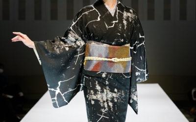 洗えるキモノを発売 「JOTARO SAITO composition」から新作が登場