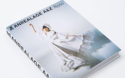 アンリアレイジの18年間をアートブックに凝縮 『ANREALAGE: A&Z』、米出版社のRizzoli New Yorkから出版