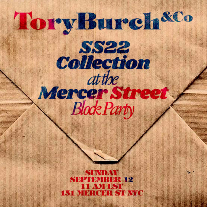 「Tory Burch(トリー バーチ)」2022年春夏コレクション・ランウェイショー ライブストリーミング