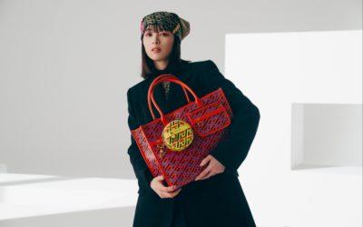 「VERSACE(ヴェルサーチェ)」、2021年秋冬キャンペーンに清野菜名さんを起用 新作プリント「ラ グレカ」をフィーチャー