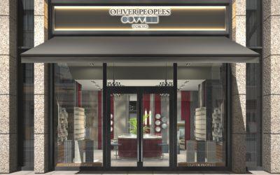 アイウェアの「OLIVER PEOPLES(オリバーピープルズ)」、東京・丸の内にフラッグシップ・ブティックをオープン