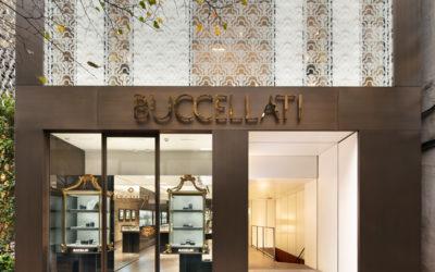 「BUCCELLATI(ブチェラッティ)」、銀座並木通りに日本初の旗艦店をオープン