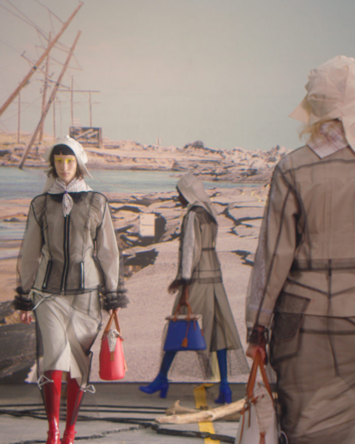 「Maison Margiela(メゾン マルジェラ)」、2022年春夏「Co-Ed」コレクションを発表