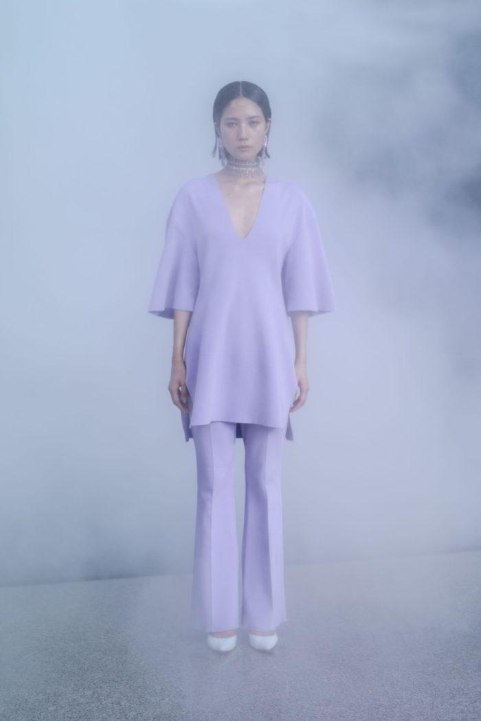 「Mame Kurogouchi(マメ クロゴウチ)」、2022年春夏コレクションを発表