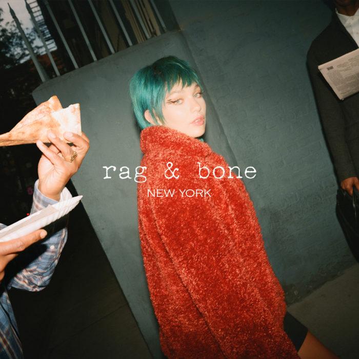「rag & bone(ラグ & ボーン)」、2021-22年秋冬キャンペーンムービーを発表