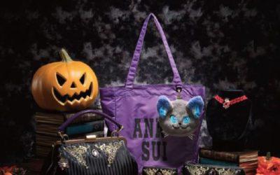 「ANNA SUI(アナ スイ)」がプロデュース 『ディズニー ツイステッドワンダーランド』デザインのバッグやネックレスが登場