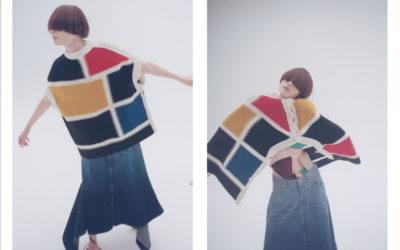 「beautiful people(ビューティフルピープル)」、2022年春夏コレクションを発表 自在の「変形」に誘う遊び心
